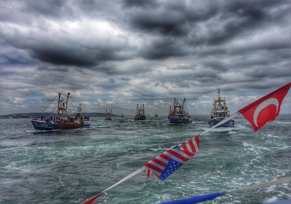 Rotec were happy to be associated with this years Brixham Trawler Race