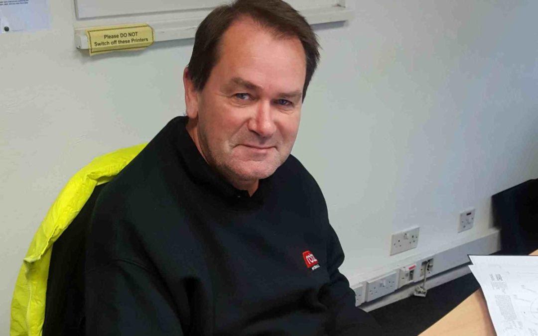 Richard Quelch helps strengthen Rotec's development team