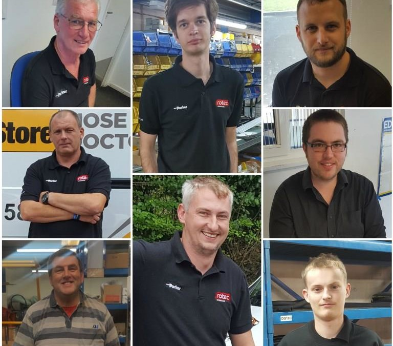 New Faces: read more about the recent additions to our team