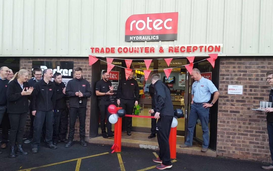 Big changes at Taunton Trade Counter