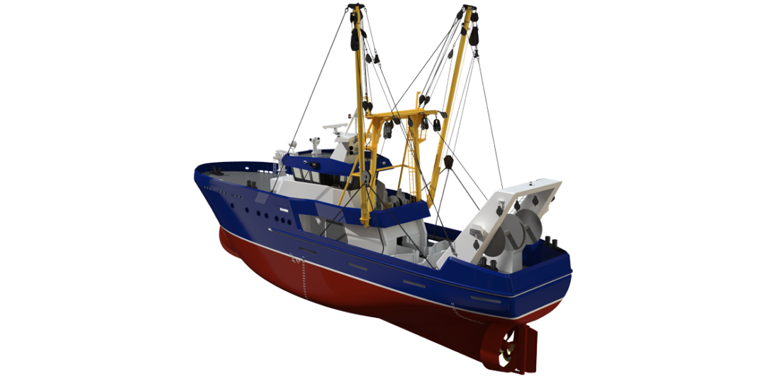 Case Study: Beam trawler gets a dose of planned maintenance